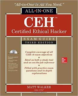 CEH Certified Ethical Hacker - Third Edition