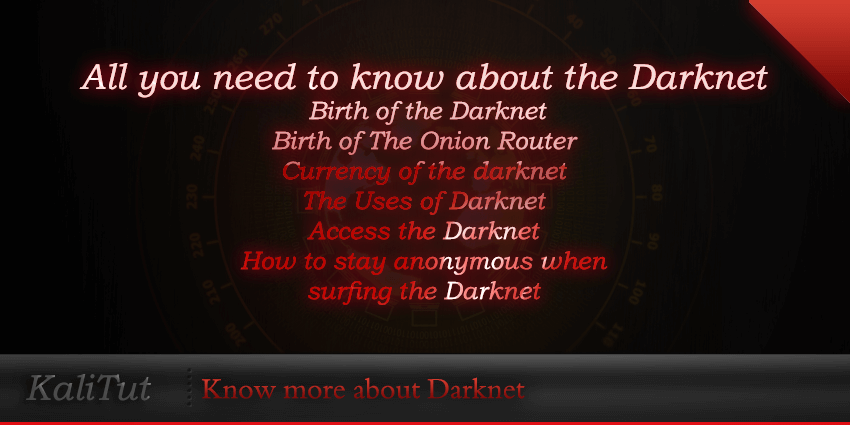 What is darknet