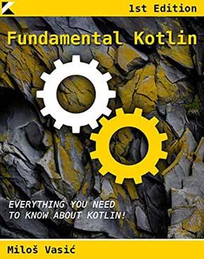 Fundamental Kotlin best Kotlin Books