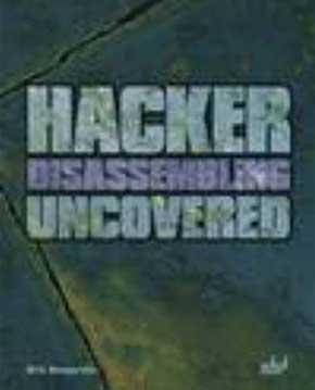 Hacker Disassembling Uncovered