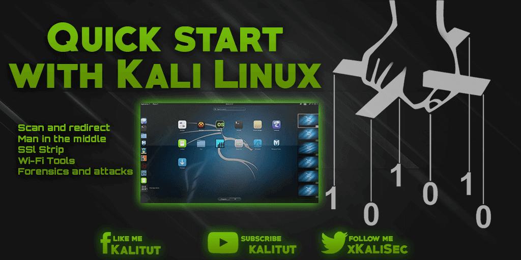 Kali Linux distribution