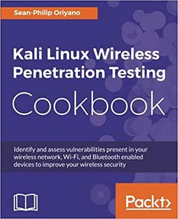 Kali Linux Wireless Penetration Cookbook