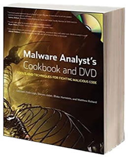 malware analyst cookbook