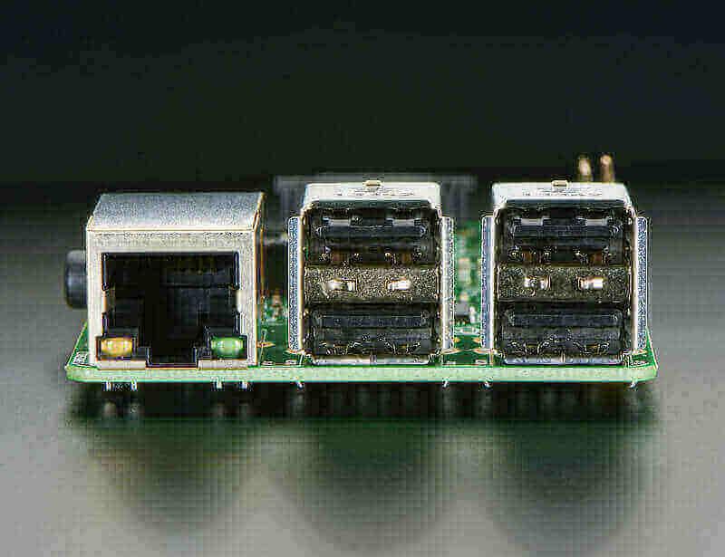 Raspberry Pi USB current limit