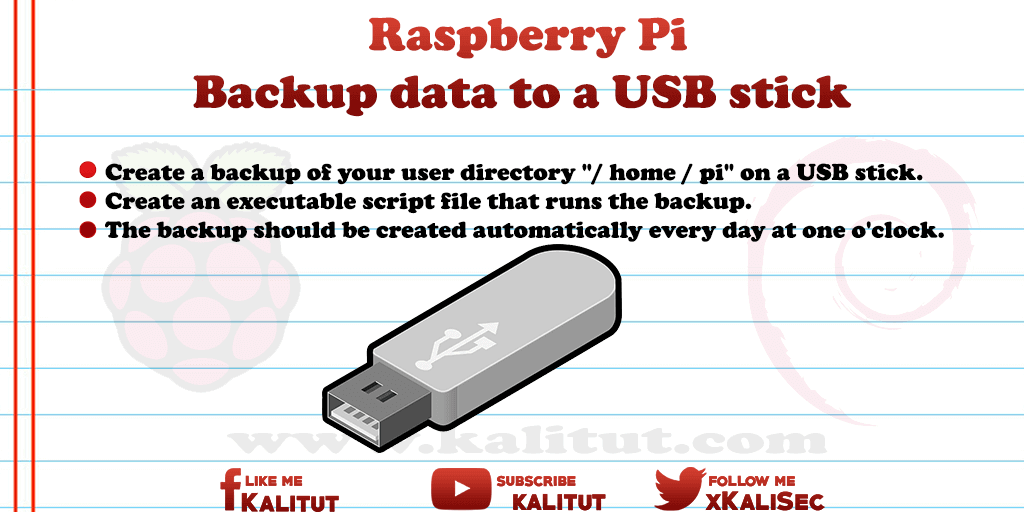 backup raspberry pi sd card to usb drive