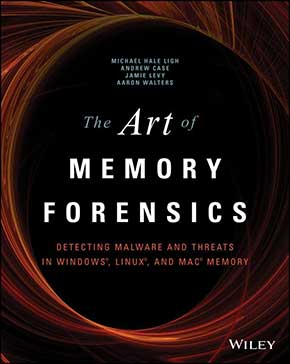 Reverse Engineering Books The Art of Memory Forensics