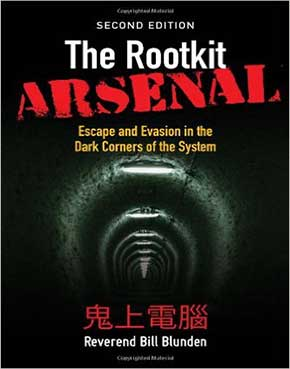 Reverse Engineering Books the rootkit arsenal