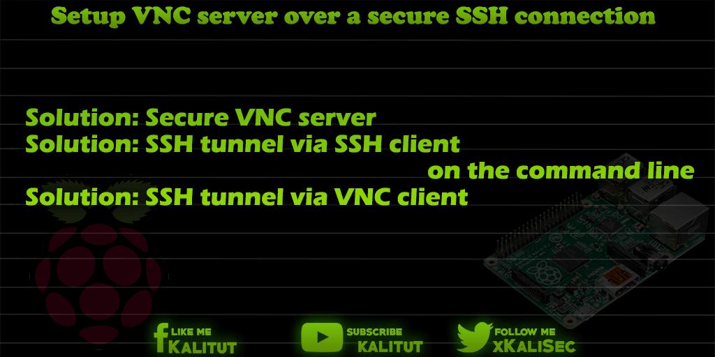 secure SSH connection