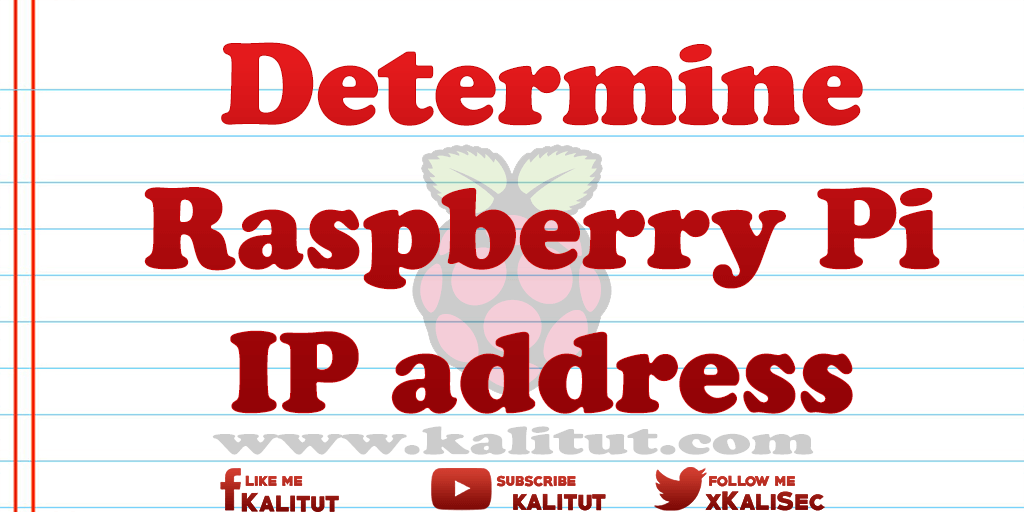 how to find raspberry pi ip