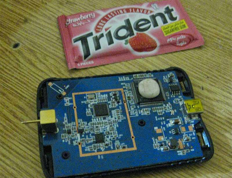 cool down wifi card