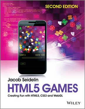 Best HTML5 Books: Creating Fun with HTML5, CSS3 and WebGL