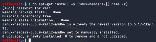 install vmware tools kali linux