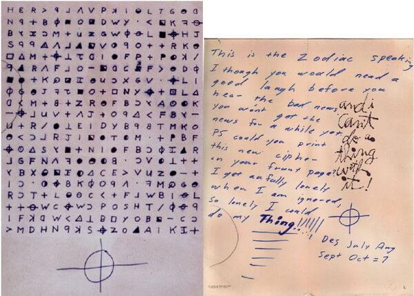 zodiac 408 cipher solved