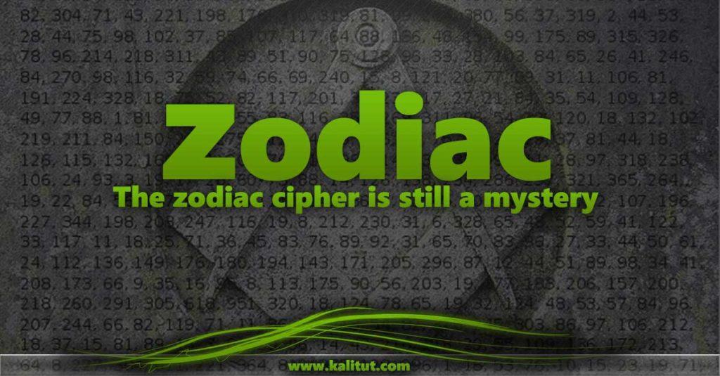 zodiac killer cipher