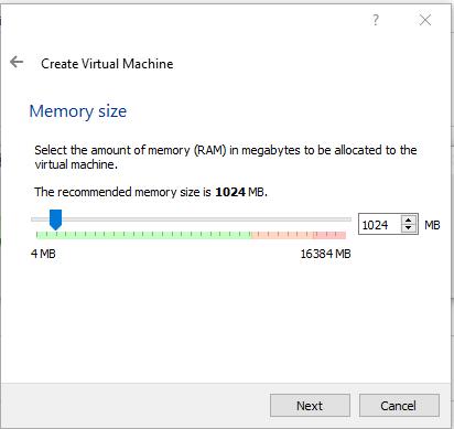 RAM virtual machine