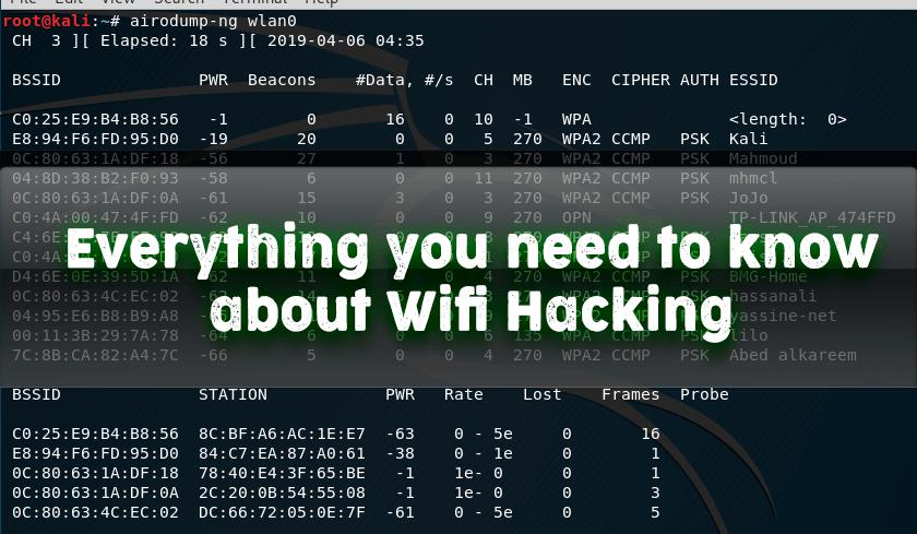 wifi pentesting