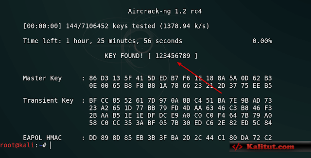 How to hack wifi with aircrack-ng