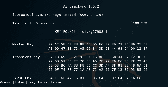 hack wifi password airgeddon