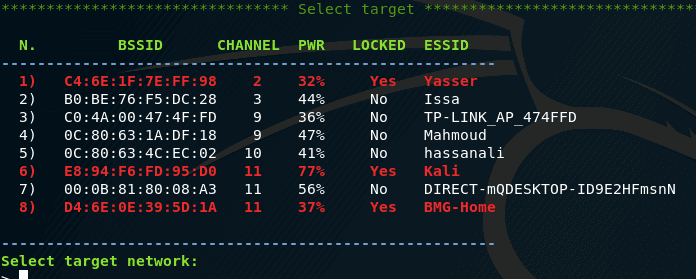 APs with blocked WPS