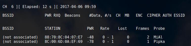 aircrack WiFi password