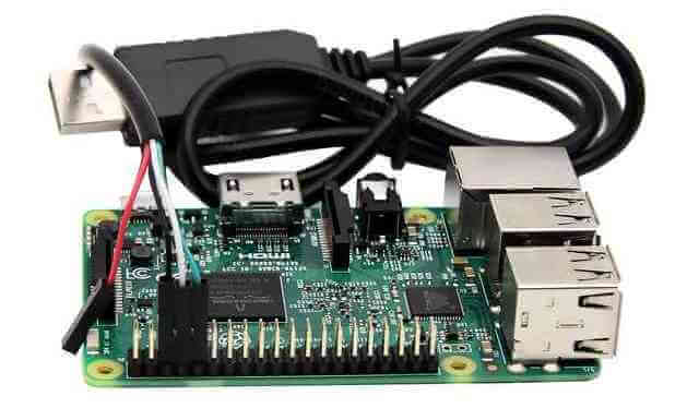 raspberry pi 3 power supply