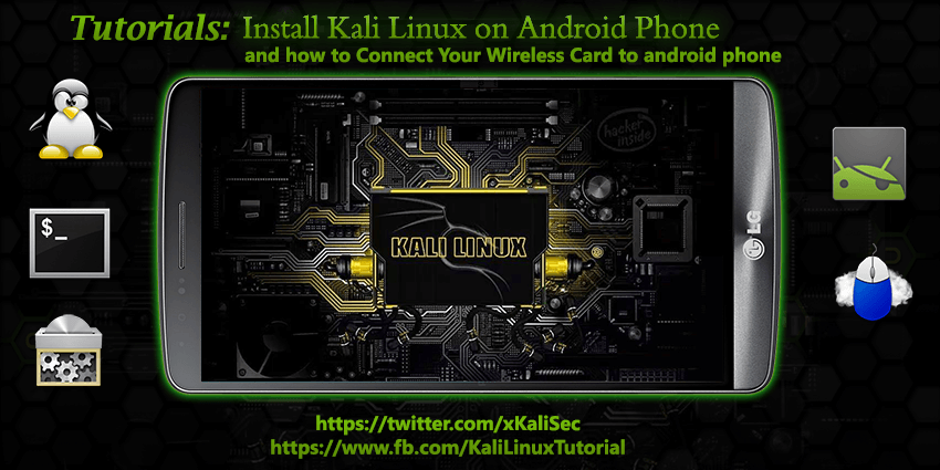 Install Kali Linux on Android Phone