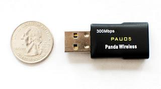 panda pau05 wireless-n usb adapter